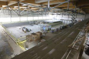 Klaipėdos baseino statybos – finišo tiesiojoje