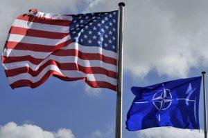 JAV paspartins greitojo reagavimo pajėgų dislokavimą Lenkijoje ir Baltijos šalyse