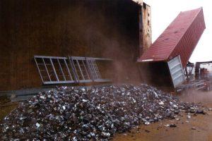 Neteisėtus atliekų srautus su Interpolu sekė ir Vilniaus aplinkosaugininkai