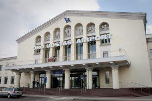 Senąjį Vilniaus oro uosto terminalą ruošiamasi nugriauti