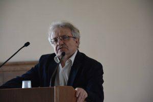 Profesorius V. Radžvilas: užsibrėžėme išnykti
