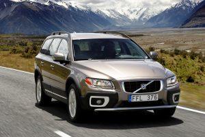 """""""V90 Cross Country"""" užbaigia 90-os serijos """"Volvo"""" modelių gamą"""