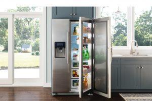 Vasarą šaldytuvų lietuviai nuperka dvigubai daugiau
