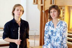 Šv. Jonų bažnyčioje – vargonų ir fleitos koncertas