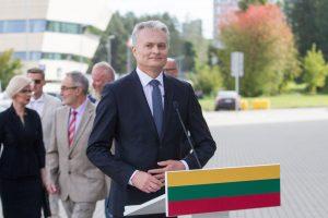 R. Vilpišauskas: G. Nausėda pasitraukė dėl rizikos pralaimėti I. Šimonytei