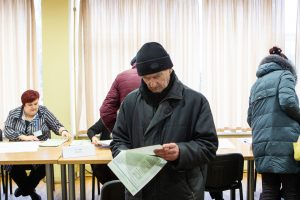 VRK apie rinkėjų aktyvumą: mažesnių apylinkių gyventojai – aktyvesni
