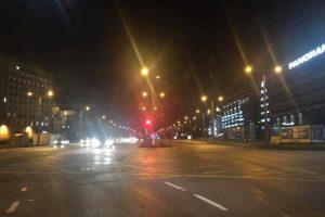 Vilniaus gatvėse – chaosas: daug avarijų, sustojo autobusai
