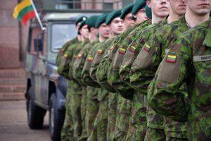 Klaipėdos mieste ir rajone vyks karinės pratybos