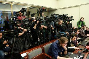 Ekspertai: pataisos dėl draudžiamos informacijos kelia pagrįstą žurnalistų nerimą