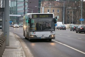 Nuo vasario 10 d. keičiami Pilaitės maršrutų autobusų tvarkaraščiai
