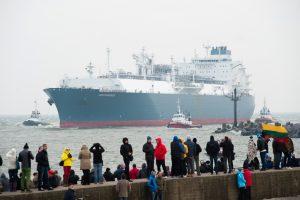 Seimas sprendžia, ar Lietuvai pirkti SGD laivą-terminalą
