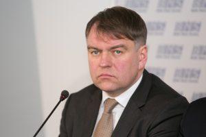 """Antstolis areštavo buvusio """"Vilnius veža"""" vadovo R. Baltusio turtą"""