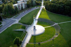Į Šiaulių aikščių rekonstrukciją investuos per 6 mln. eurų