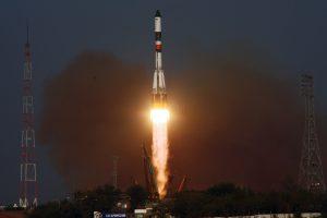 Rusija suėmė kosmoso korporacijos aukšto rango pareigūną