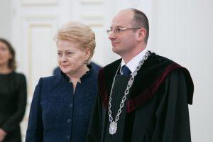 Seimas atmetė E. Rimšelio kandidatūrą į Apeliacinio teismo teisėjus