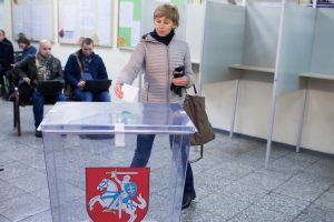 Seimas nesibaimina nuleisti referendumo kartelę