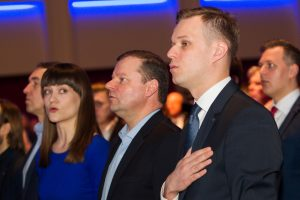 Premjeras dėl konservatorių kreipėsi į specialiąsias tarnybas