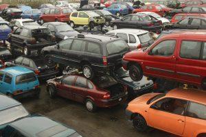 Vilnietis iš neteisėtos automobilių dalių prekybos užsidirbo milijoną