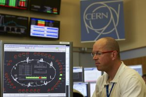 Lietuva tapo asocijuota CERN nare