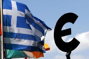 Graikijos parlamentas patvirtino paskutinį gelbėjimo laikotarpio biudžetą