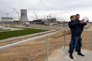 Lietuva parengė planą, kaip blokuoti Astravo AE elektrą