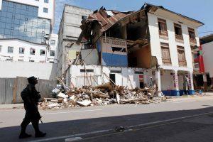 Lietuva skyrė humanitarinę pagalbą Fidžiui ir Ekvadorui