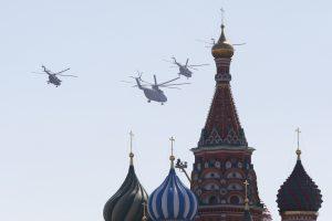 NATO naikintuvai vieną kartą kilo lydėti Rusijos orlaivio