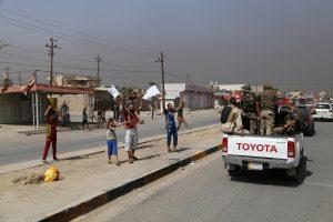 Irake per mirtininkų sprogdintojų atakas žuvo 12 žmonių