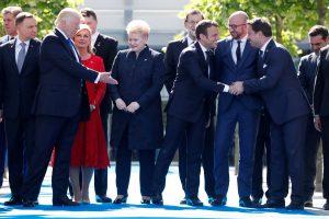 D. Grybauskaitė kitą savaitę susitiks su D. Trumpu