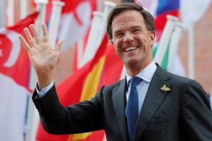 Lietuvoje lankysis Nyderlandų premjeras