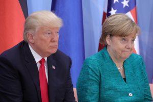 D. Trumpas paprašė Vokietijos sumokėti už amerikiečių karius