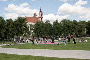 Kodėl neatsiranda Vilniaus paminklo?
