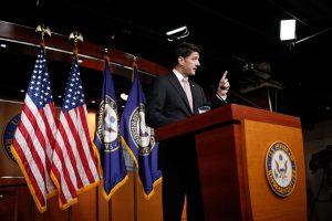JAV Kongreso etikos priežiūra bus atimta iš nepriklausomos institucijos