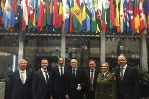 Baltijos šalys ir JAV sutarė glaudžiau bendradarbiauti saugumo klausimais