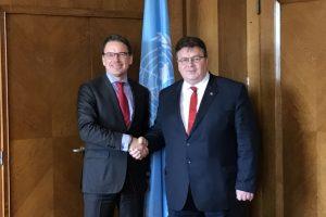 L. Linkevičius: Baltarusija manipuliuoja faktais apie Astravo AE