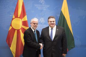 L. Linkevičius: Makedonijos narystė NATO – stabilumas Vakarų Balkanuose