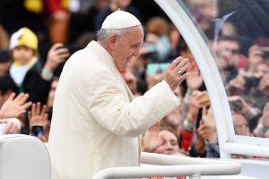 Suskaičiavo, kiek Lietuvai atsiėjo popiežiaus vizitas