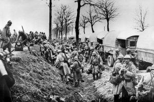 Pirmasis pasaulinis karas: 10 svarbiausių įvykių