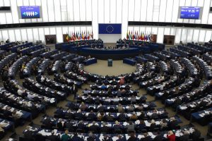 Prasideda pareiškinių dokumentų priėmimas Europos Parlamento rinkimams