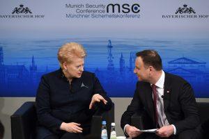 Prezidentės patarėjas: A. Dudos vizitą sieksime padaryti rezultatyvų