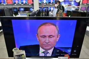 Dėl pažeidimų rusų kanalo transliaciją nutrauks pusantrų metų?