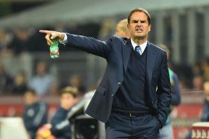 """Milano """"Inter"""" parodė duris olandui treneriui"""
