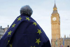 Dėl ko ES ir britams gali nepavykti susitarti