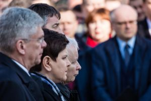 Lietuvoje lankysis Lenkijos Senato pirmininkas