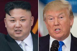 JAV perspėja Šiaurės Korėją apie tikėtiną didžiulį karinį atsaką