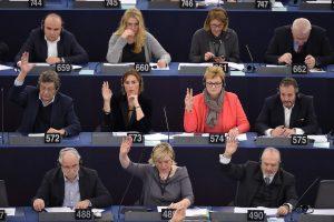 Europarlamentarų mažės, bet ne Lietuvai