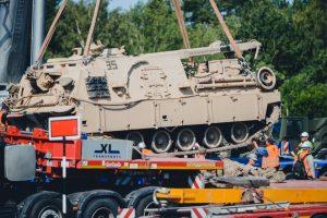 Į Lietuvą atvyksta nauja JAV karių pamaina