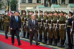 R. Karoblis: Lietuva ir toliau rems Gruzijos narystės NATO siekį