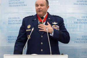 NATO generolas: Baltijos šalyse trūksta pajėgumų užtikrinti oro gynybą (interviu)