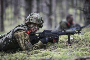 Lietuvoje vyks Specialiųjų operacijų pajėgų pratybos